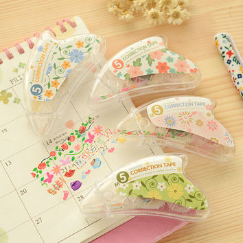 Lace Floral Correction Tape