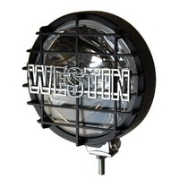 "Westin 09-0505 6"" Black Off-Road Driving Light with Grid"
