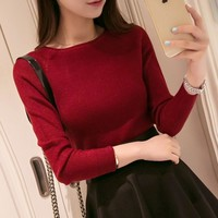 Women's Pullovers cashmere fashion sweater
