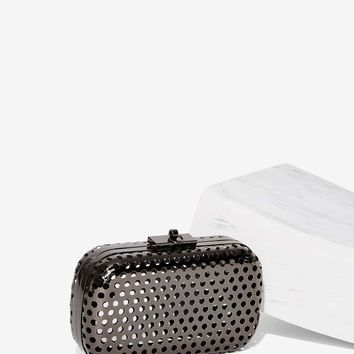 Pack a Punch Metal Clutch