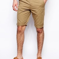 New Look Belted Chino Short