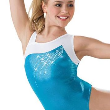 Metallic Tank Leotard - Balera