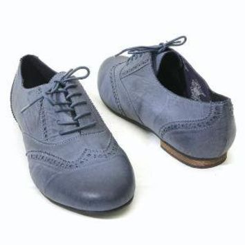 BarefootTess.com Shop for B.F.T. by Barefoot Tess Byron Oxford Flat