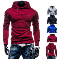 Stylish Men Fashion Hoodies Jacket [6528702339]