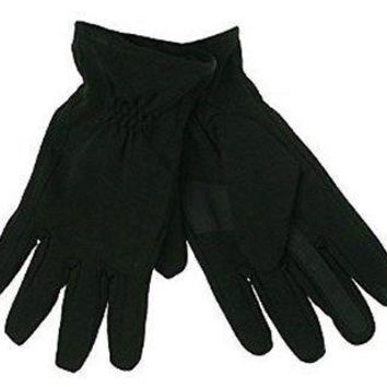 ISOTONER smarTouch 100% Waterproof Gloves 710M1 Black