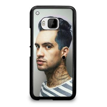 BRENDON URIE Panic at The Disco  HTC One M9 Case Cover