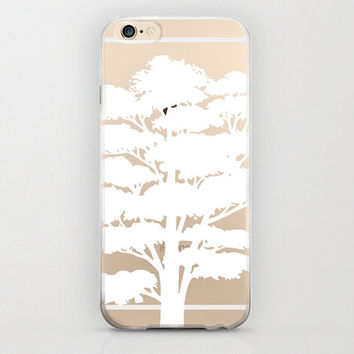 Tree iPhone 6 Case Trees and Leaf iPhone 6 Protective Covers iPhone6 Cases Hard Shell Snap Cover iPhone 6 Cell Phone Accessory Handmade