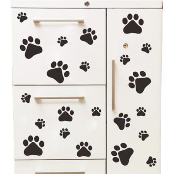 Cat Paw Wall Stickers