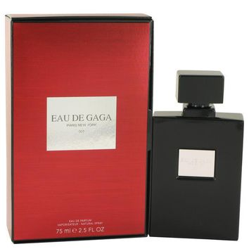 Eau De Gaga by Lady Gaga Eau De Parfum Spray 2.5 oz