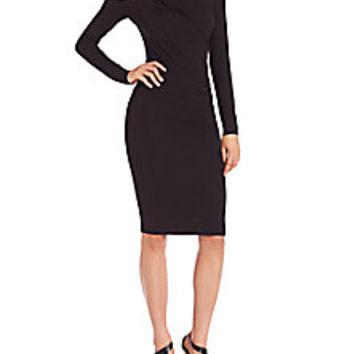 Bailey 44 - Woodlawn Cold-Shoulder Dress - Saks Fifth Avenue Mobile