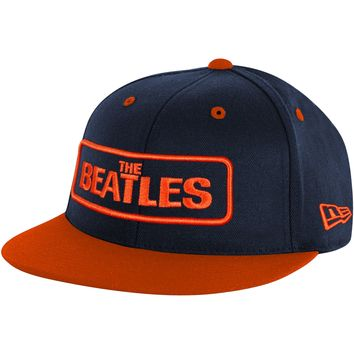 Beatles Men's  65 Baseball Cap Blue