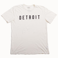 Detroit Hometown Tee