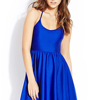 Shine On Halter Dress