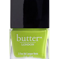 butter LONDON 3 Free Nail Lacquer - Squatter - A Macy's Exclusive - Juniors New Faves for 2013 - Macy's