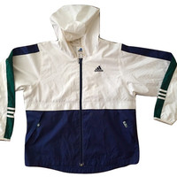 Vintage Unisex Adidas Windbreak 90s Men Women Jacket