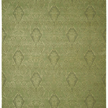 Nourison Silk Infusion Seafoam Area Rug SIF03 SFM (Rectangle)
