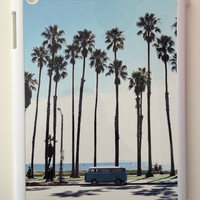 California Palm Trees iPad 2/3 Case