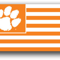 NCAA Clemson Tigers 3 Ft. X 5 Ft. Flag W/Grommets a