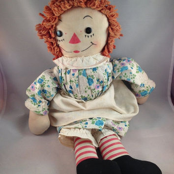 On Sale Raggedy Ann Doll by Johnny Gruelle 1947
