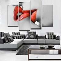 4 Panel Modern Decorative Picture Modern Picture Wall Pictures For living room Painting on the wall Cuadros Decoracion
