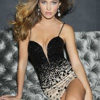 Night Moves 7025 at Prom Dress Shop