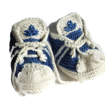 Shop Knitting Patterns Baby Booties On Wanelo