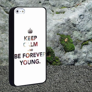 Forever young quotes Case for iPhone 4/4s,iPhone 5/5s/5c,Samsung Galaxy S3/s4 plastic & Rubber case, iPhone Cover