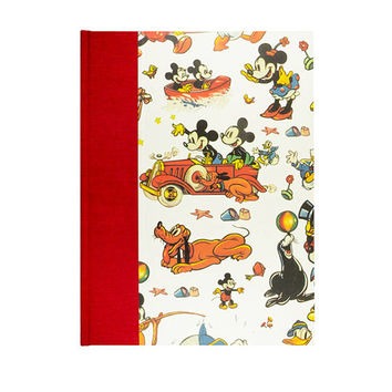 Baby Keepsake Memory Book Mickey and Mini Mouse