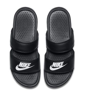 NIKE BENASSI DUO ULTRA SLIDE Women s Slippers 819717 55b380769