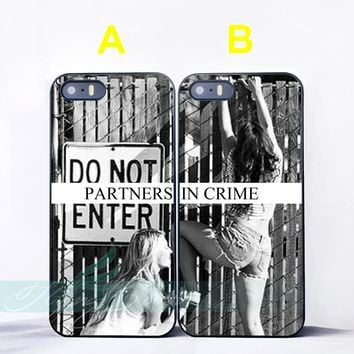Partners In Crime BFF Phone Case