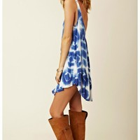 Blu Moon - Babydoll Tank Dress