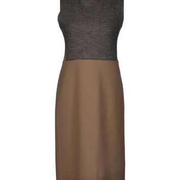 Harris Wharf London Knee-Length Dress