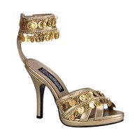 Shoe Gypsy Gold Size 8 for 2017
