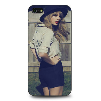 taylor swift beauty iPhone 5 | 5S Case