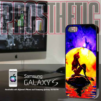 Mermaid Galaxy Custom iPhone 4 case, iPhone 5 case, Samsung galaxy case, Samsung Galaxy s3 , Samsung Galaxy s4 case