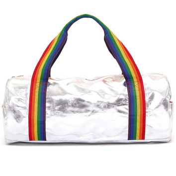 Boogie Daze Duffel Gym Bag by Bando