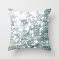 Dreaming Throw Pillow by Marianna Tankelevich | Society6