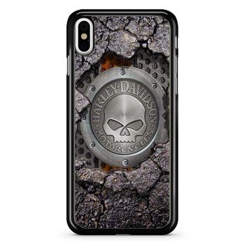 Harley Davidson Gratuit iPhone X Case