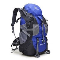 50L Camping Backpack Waterproof Bag