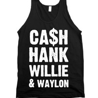 Black Tank | Hillbilly Music Shirts