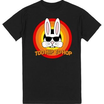 Too Hip To Hop Bunny Easter