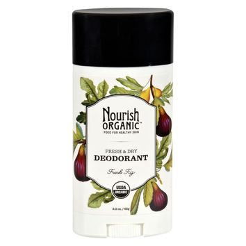 Nourish Organic Deodorant - Fresh Fig - 2.2 oz