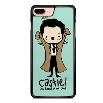 Castiel - Angel Of The Lord iPhone 7 Plus Case