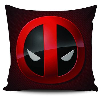 "Deadpool 18"" Pillow Case"