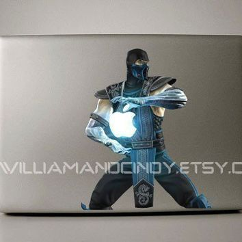 Macbook Decals - subzero