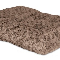 "MidWest Quiet Time Ombre Swirl Deluxe Dog Bed 21"" x 12"""