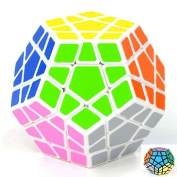 New Brand High quantity Shengshou Megaminx Dodecahedron magic Cube special  Cubes Puzzles Toy Twist Magic0 Square Cubo