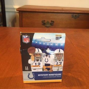 Indianapolis Colts NFL Mystery Mini Figure Oyo Sports NIB Andrew Luck TY Hilton Blue