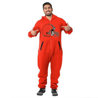 Cleveland Browns Team Official NFL Sweatsuit