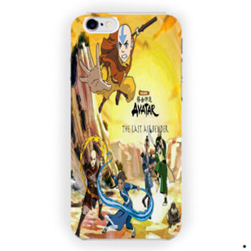 Airbender Avatar The Last  For iPhone 6 / 6 Plus Case